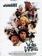 """""""La Voie lactée"""" est un film franco-germano-italien articulé autour des diverses hérésies du christianisme, de Luis Buñuel, sorti en 1969."""
